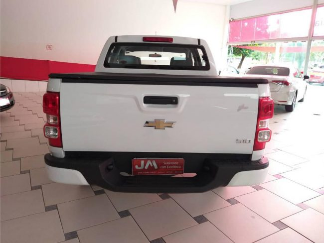 Chevrolet SS10 Pick-up LS CD 2.4 2015