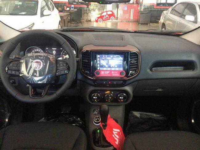 Fiat Toro VOLCANO 2.0 2021
