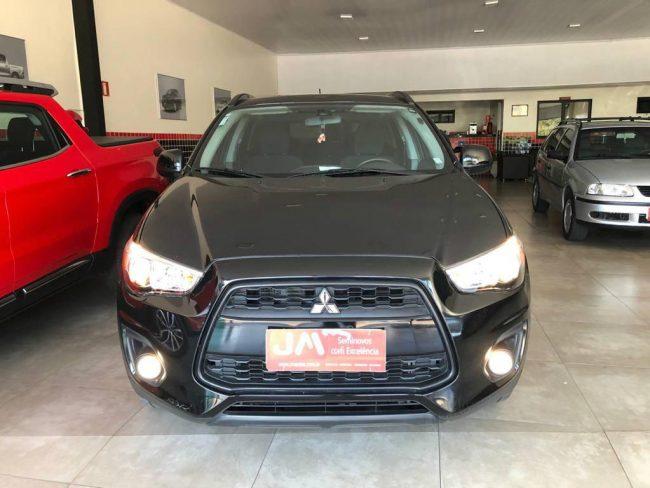 Mitsubishi ASX 2.0 CVT 2016