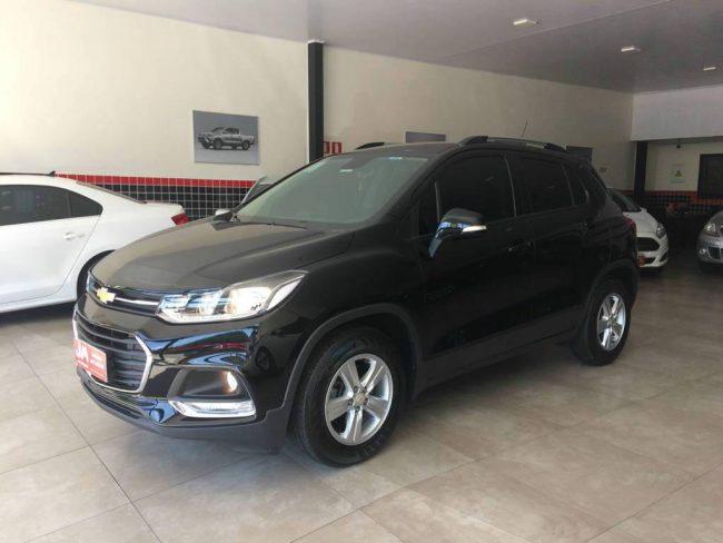 Chevrolet Tracker LT 1.4 TURBO 2018