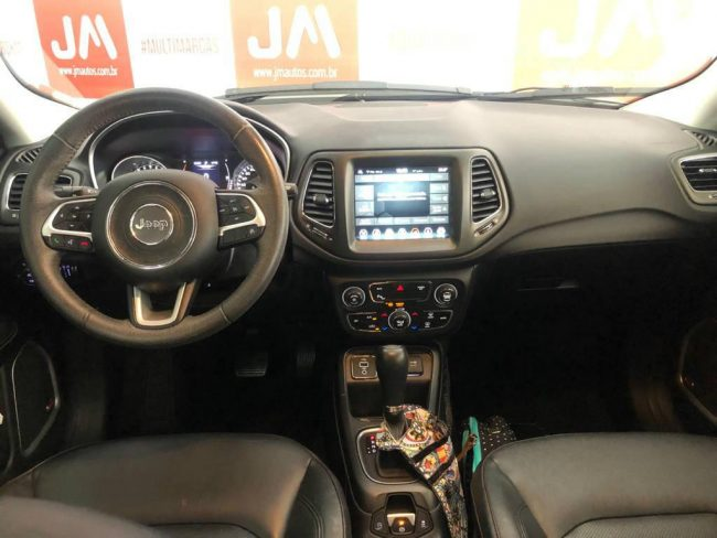 Jeep Compass LONGITUDE 2.0 2018