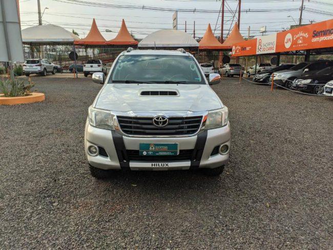 Toyota Hilux CD SRV 3.0 4X4 2013