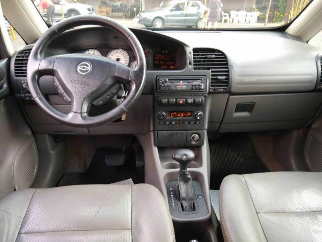 Chevrolet Zafira Elite 2.0 2008