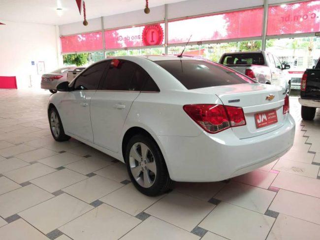 Chevrolet Cruze LT NB SD 1.8 2012