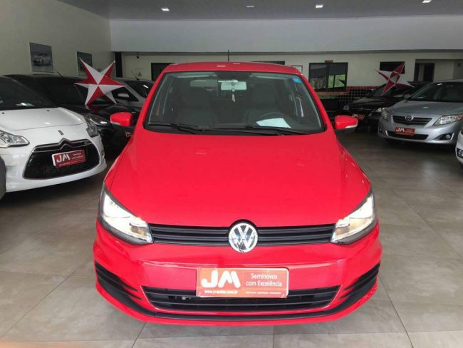 Volkswagen Fox Trend 1.6 2016